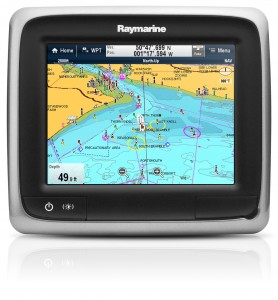 Raymarine A65 multifunctioneel display